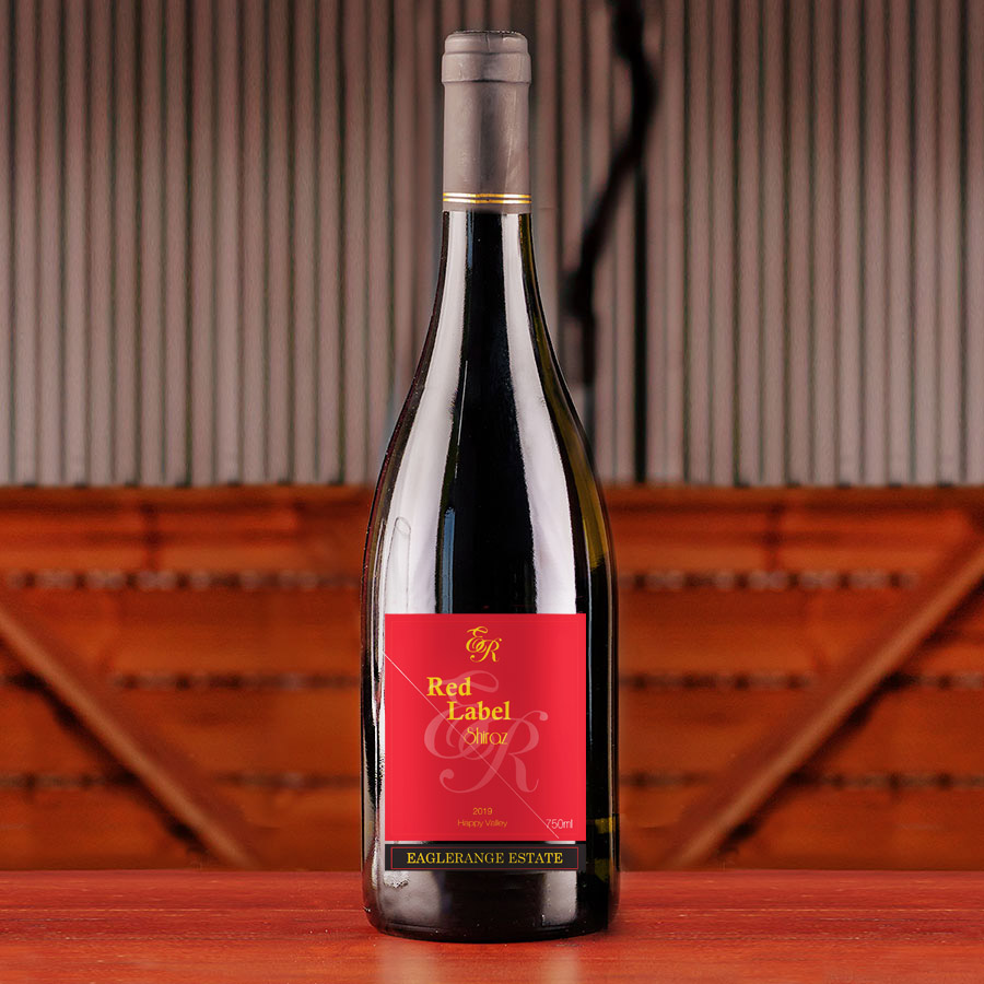 2019 Red Label Shiraz